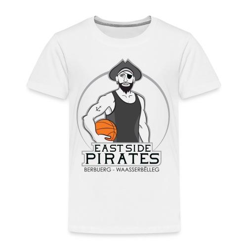 LOGO_emil_antony_Spirit - Kinder Premium T-Shirt