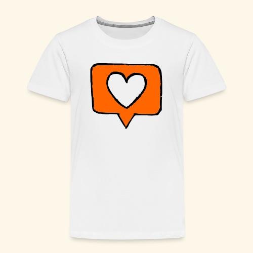 Like - Kids' Premium T-Shirt
