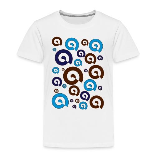 spirale1 - T-shirt Premium Enfant