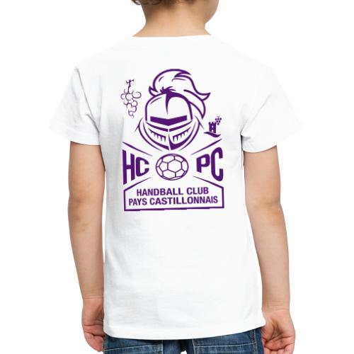 OFFICIEL HCPC - T-shirt Premium Enfant
