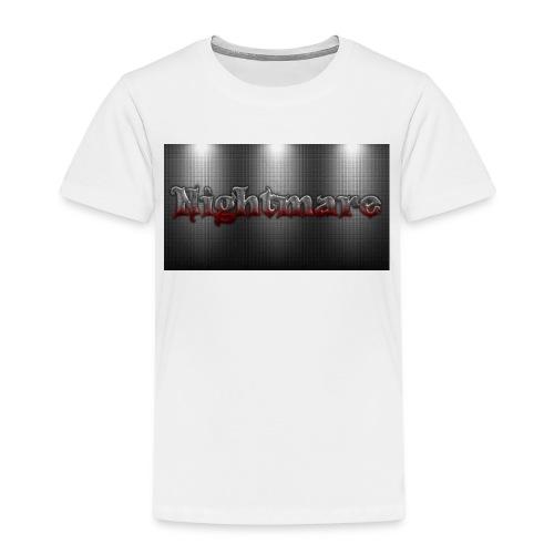 RiZe Nightmare snapback - Kids' Premium T-Shirt