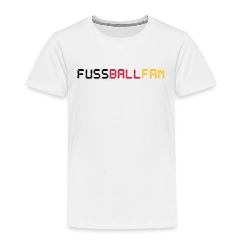 Fussballfan - Kinder Premium T-Shirt