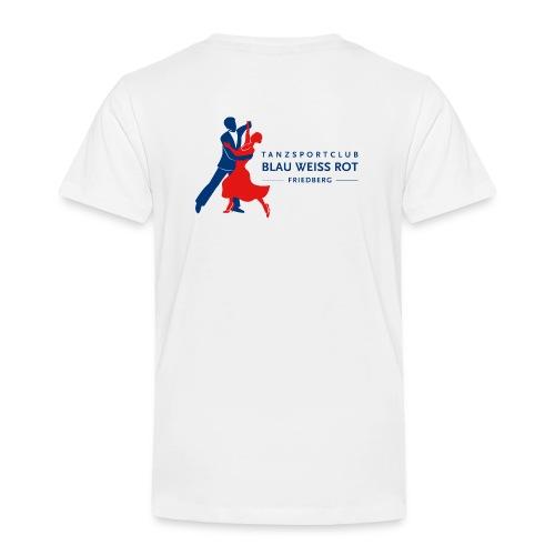 Logo_-png-blau - Kinder Premium T-Shirt