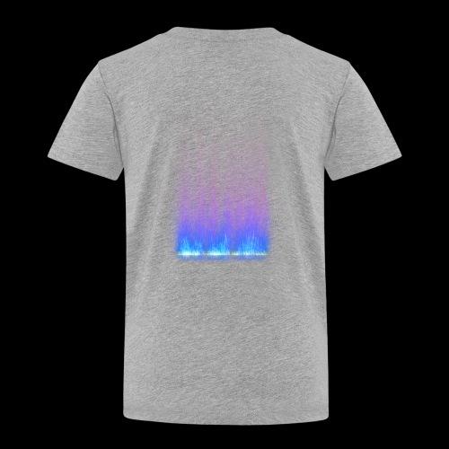 SONNIT BLUE TRANSFORM, RESURECTION - Kids' Premium T-Shirt