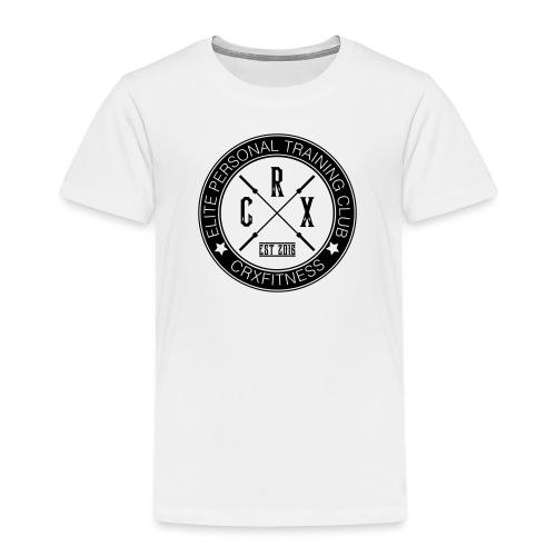 CRXFitness Logo - Kids' Premium T-Shirt