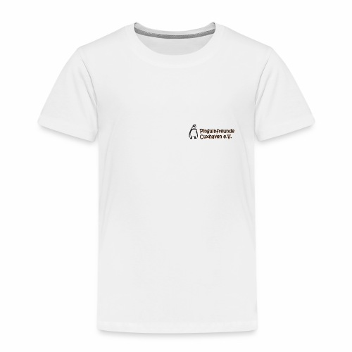 Logo_Transparent_gross - Kinder Premium T-Shirt