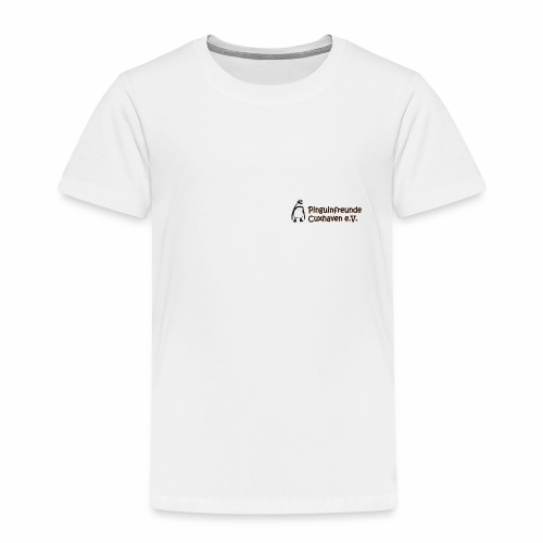 Logo_Transparent_gross - Kinder Premium T-Shirt