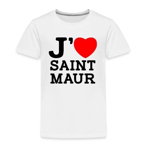 J'aime Saint-Maur ! - T-shirt Premium Enfant