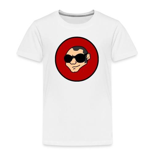 Logo cazzimma PNG - Maglietta Premium per bambini