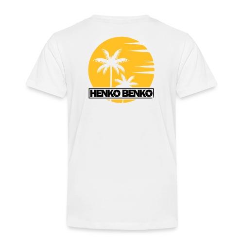 HenkoBenko_Logo_Summer201 - Premium-T-shirt barn