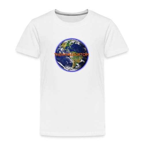 TheWorldOfTom Mug - Kids' Premium T-Shirt