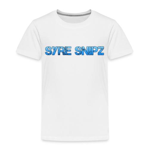 cooltext172462204887907 png - Kids' Premium T-Shirt