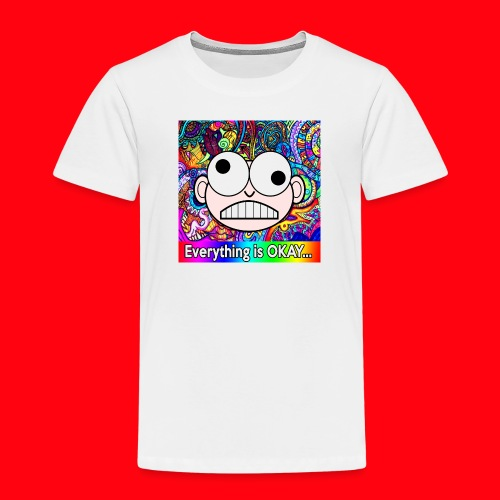 Everything is okay - T-shirt Premium Enfant