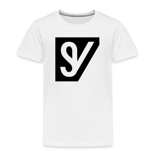 watermerk zwart png - Kinderen Premium T-shirt