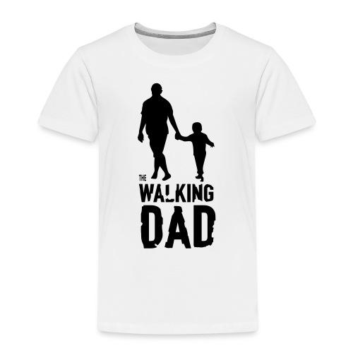 The Walking Dad - Kids' Premium T-Shirt