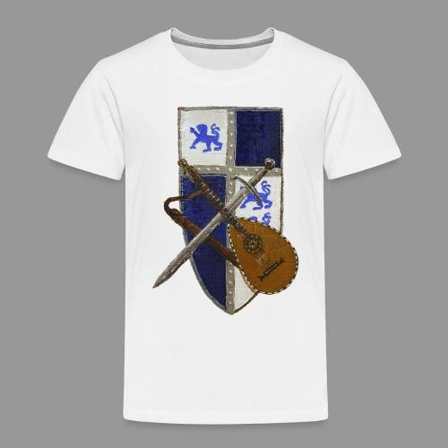 vonardingen_wappen - Kinder Premium T-Shirt