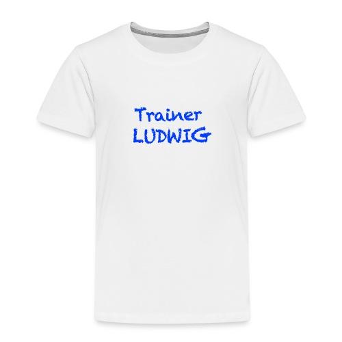 krug logo - Kinder Premium T-Shirt