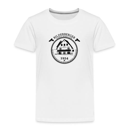 Bilderberg Logo - Kinder Premium T-Shirt