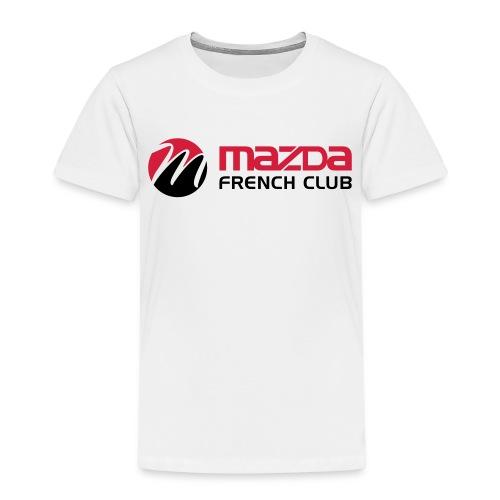 mazda french club - T-shirt Premium Enfant