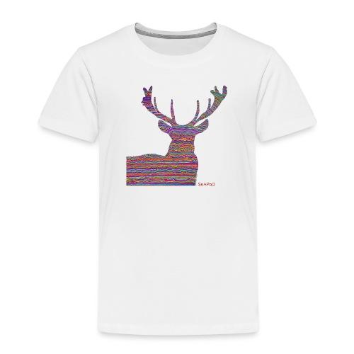 Chevreuil Deer - T-shirt Premium Enfant