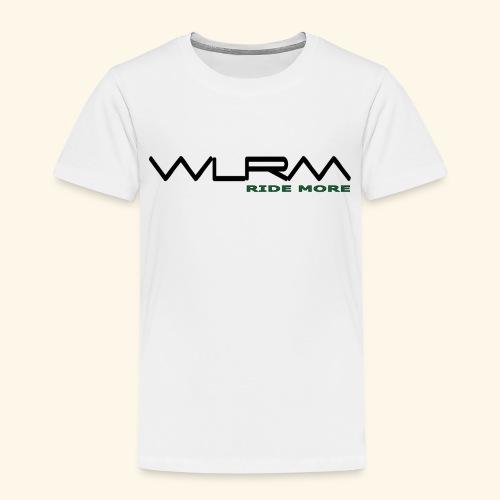 WLRM Schriftzug black png - Kinder Premium T-Shirt