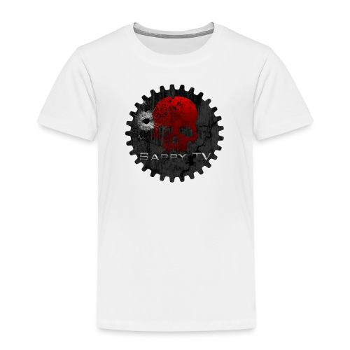 SappyLogo - Kinder Premium T-Shirt
