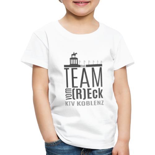 Shirt_Logo_2016_grau - Kinder Premium T-Shirt