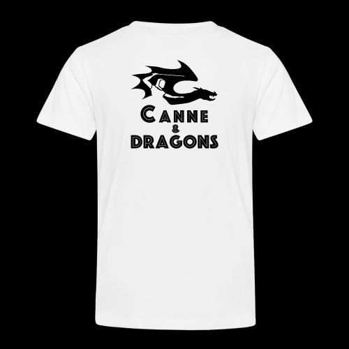 logoC D N B2 - T-shirt Premium Enfant