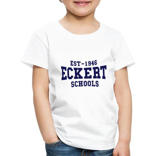 URL Eckert Schulen 11cm - Kinder Premium T-Shirt