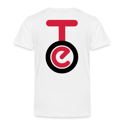 logo TEO shirt EPS - Maglietta Premium per bambini