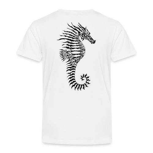Alien Seahorse Invasion - Kids' Premium T-Shirt
