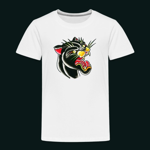 panther - Børne premium T-shirt