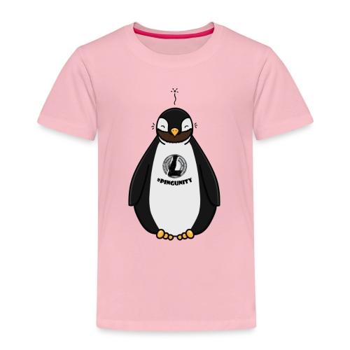 DerLeeZockt Pingu Tasse - Kids' Premium T-Shirt