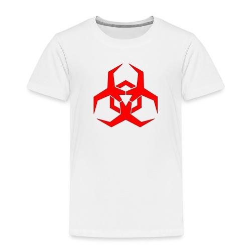 hazardous tee - Kids' Premium T-Shirt