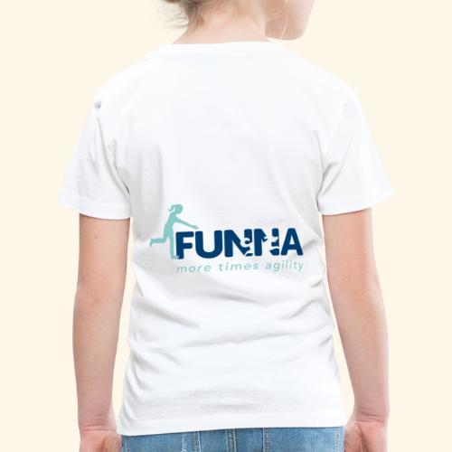 The original Funna style - Lasten premium t-paita