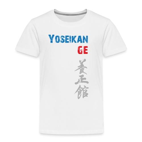 Tshirt YBG (col V) - T-shirt Premium Enfant
