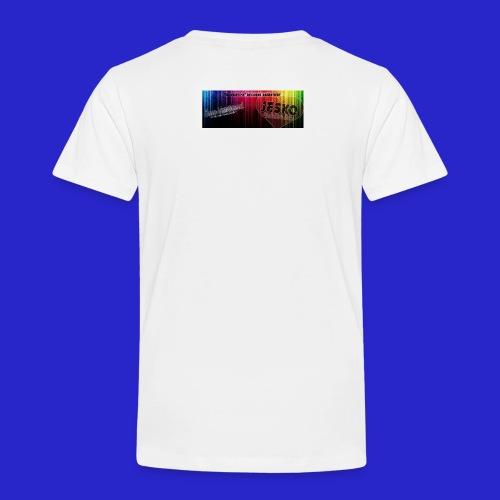 label jpg - Kinder Premium T-Shirt