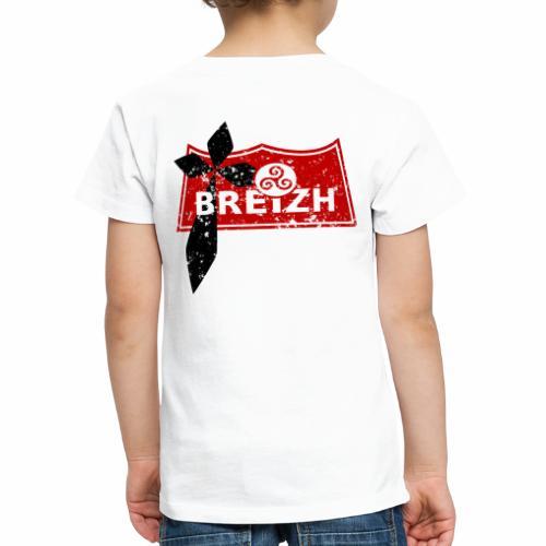 Breizh Usé - T-shirt Premium Enfant