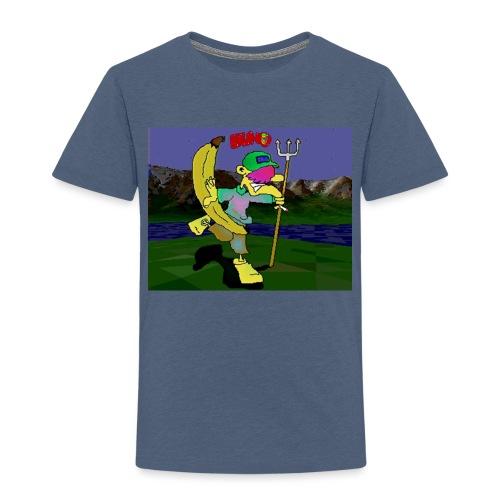 Bruno II - Premium T-skjorte for barn