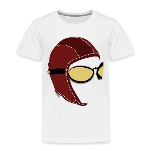 The Aviator white boxer - Maglietta Premium per bambini
