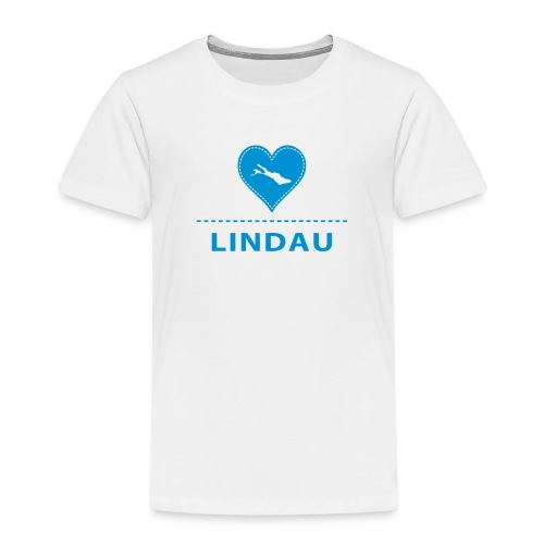 bodensee.love-local.de | Love City Lindau - Kinder Premium T-Shirt