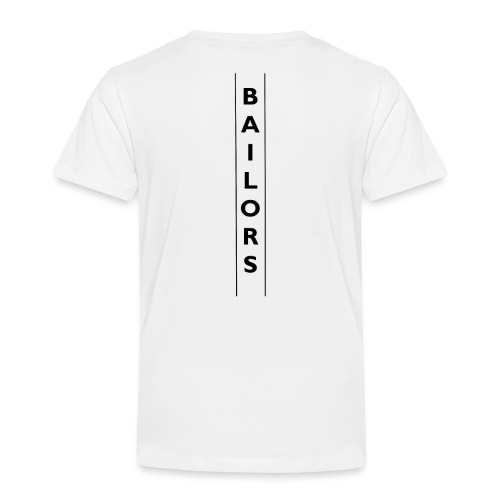 Bailors line style - Kinderen Premium T-shirt