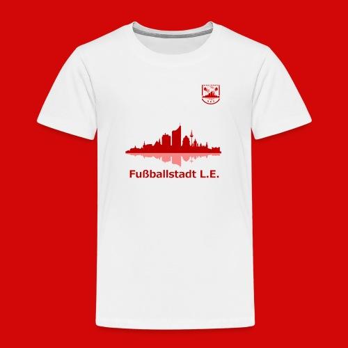 Trikot vorn png - Kinder Premium T-Shirt