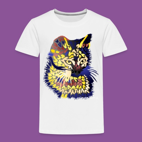 Katze 9 - Kinder Premium T-Shirt