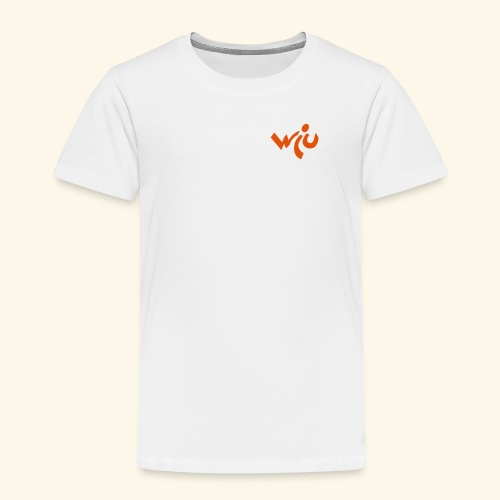 WIU tm - Kinder Premium T-Shirt