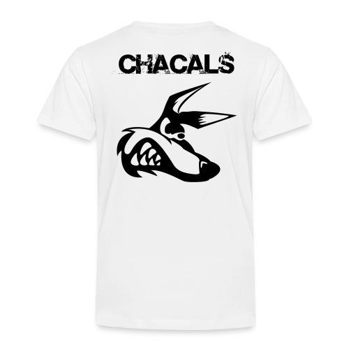 chacals nom png - T-shirt Premium Enfant