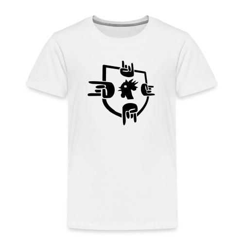 logosmall - Kinder Premium T-Shirt