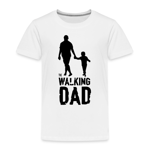 The Walking Dad - Kids' Premium T-Shirt