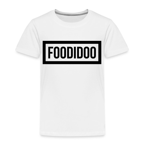 Foodidoo_Logo copy - Kinder Premium T-Shirt