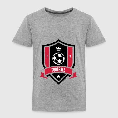 Football - Lasten premium t-paita